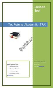 Tes Potensi Akademik (TPA)