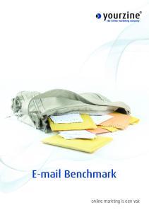 the online marketing company  Benchmark online markting is een vak
