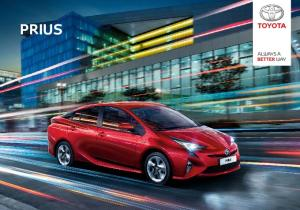 TOYOTA BETTER HYBRID HAPPY TRUST TOGETHER YOU