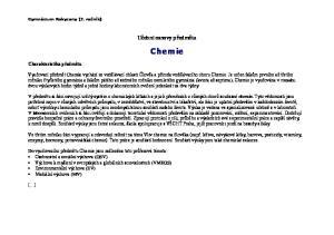 Ucebni Osnovy Predmetu Chemie Pdf Free Download