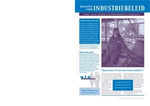 Uitgave van de Stichting voor Industriebeleid en Communicatie