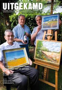 uitgekamd 4-5 Broers Jonckheere leven zich uit met verf en penseel 2-3 Vlaamse Landmaatschappij beschermt groene zones in de regio