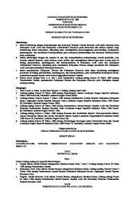 UNDANG-UNDANG REPUBLIK INDONESIA NOMOR 48 TAHUN 1999 TENTANG PEMBENTUKAN KABUPATEN BIREUEN DAN KABUPATEN SIMEULUE DENGAN RAHMAT TUHAN YANG MAHA ESA