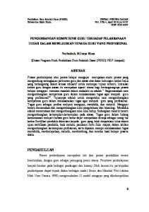 Universitas Syiah Kuala Vol. 2 No.4, April 2016, hal 8-27 ISSN: