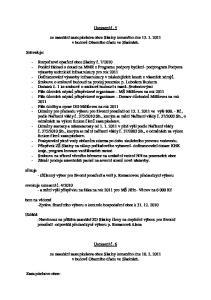 Usnesení č. 5. ze zasedání zastupitelstva obce Slatiny konaného dne v budově Obecního úřadu ve Slatinách