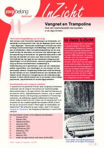 Vangnet en Trampoline Naar een maatschappelijk steunsysteem in de regio Arnhem