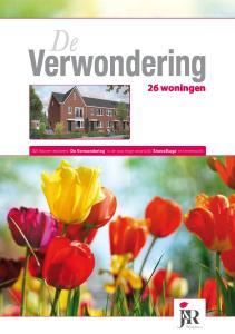 Verwondering. 26 woningen. J&R Wonen realiseert De Verwondering in de prachtige woonwijk Emmelhage te Emmeloord