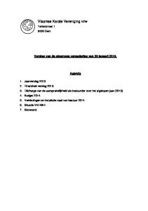 Vlaamse Karate Vereniging vzw