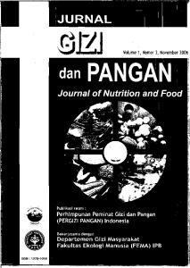 Volume 1, Nomor 2, November 2006