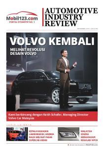 VOLVO KEMBALI MELIHAT REVOLUSI DESAIN VOLVO. Kami berbincang dengan Keith Schafer, Managing Director Volvo Car Malaysia