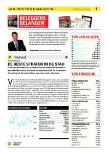 Voor winkelfonds Vastned is Nederland de belangrijkste markt, met een aandeel
