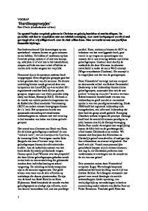 VOORAF Hardloopgroepjes Bert Glorie (eindredacteur ad hoc)