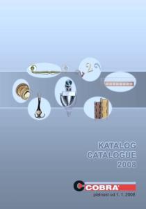 Vzorník povrchů (CZ) Pattern book of surfaces (UK)