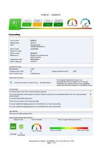 WAID B.V Failliet of Surseance. Status. Actief. Actief. nee