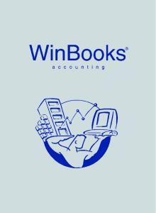 WinBooks. Glashelder voor iedereen