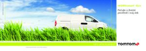_WORKsmart_ECO_bro_CZ. WORKsmart -Eco. Pečujte o životní prostředí i svůj zisk. Let s drive business